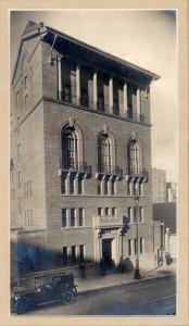 1917 exterior